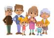 3D - Six families02