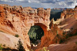 Natural Bridge in Bryce Canyon National Park, Utah.