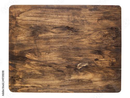 rustic cutting board - 47318318