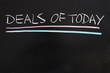 Deals of today