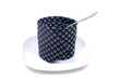 Чайная чашка-галстук