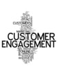 "Word Cloud ""Customer Engagement"""
