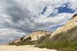 Sandstone cliff