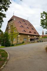 Rothenburg ob der Tauber,casa Noria