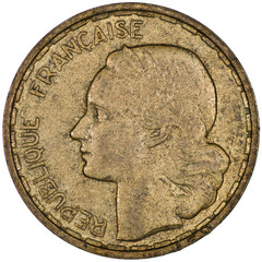 French Coin