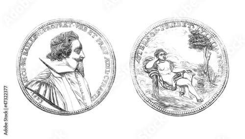 Medal - 17th century