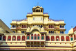 Chandra Mahal in City Palace, Jaipur, India