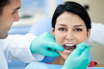 Dental examining