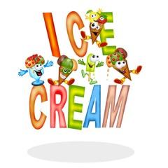 ice cream tris