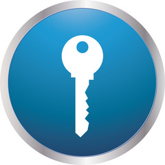 key blue icon