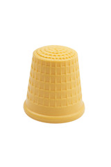 plastic sewing thimble