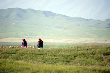 Turkmenistan Hills