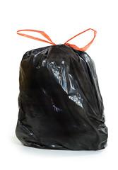 Bolsa de basura.