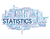 """STATISTICS"" Tag Cloud (data information graph metrics analysis)"