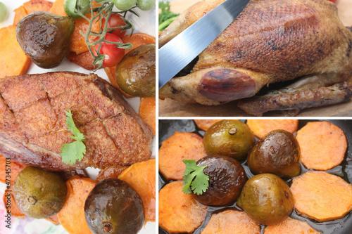 Magret de canard cuisine gastronomique de mimon photo for Stage de cuisine gastronomique