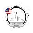 timbre Malaisie