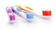 Cepillos de dientes.
