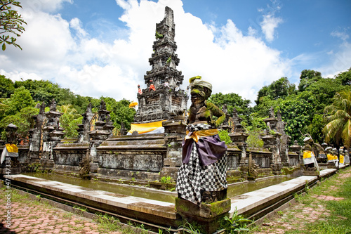 Foto op Plexiglas Indonesië Pura Jagatnatha Temple Denpasar, Bali, Indonesia
