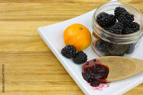 Blackberry Jam II