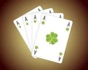 Hand of Aces, winning with green technologies