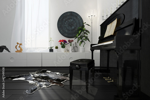 Casa di un musicista