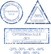 Stamp Christmas sales