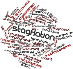 Word cloud for Stagflation