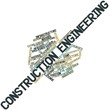 Word cloud for Construction engineering