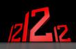12.12.12 - The last unique calendar date in this century