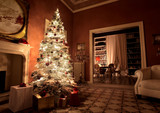 Fototapety Christmas Home