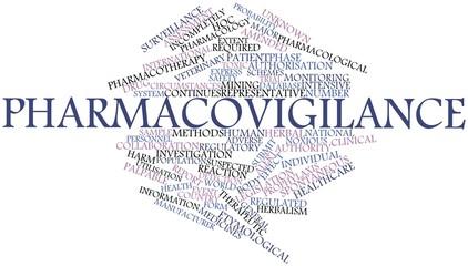 Word cloud for Pharmacovigilance