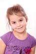 Portrait einer kleinen Dame