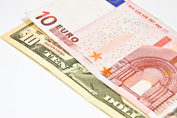 Euro i Dolary