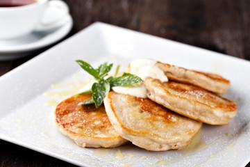 thick pancake