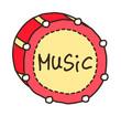 icon drum