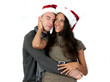 Sensual loving Xmas / Christmas Couple