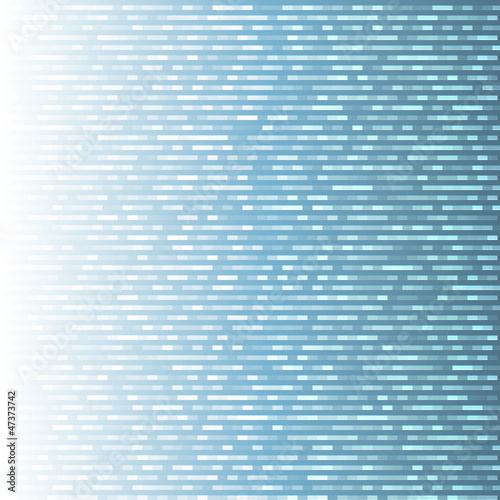 Blue Technology vector background
