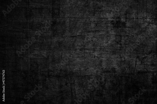 canvas print picture Dark Grunge Texture