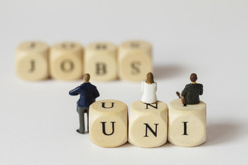 Uni Job Aussichten