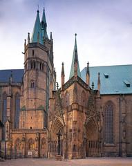 Erfurt Dom Portal