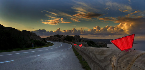 on the road - strade - travel
