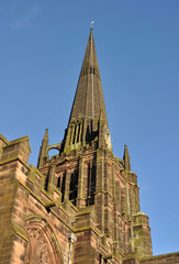 Church Spire Stockport