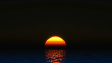 Cycle sun moon