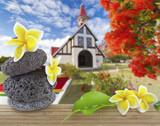 Invitation au voyage, église de Cap Malheureux
