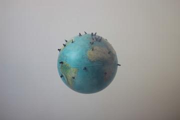 inquinamento globale e planetario