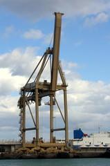 container al porto