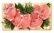 Braciole di maiale - pork chops