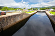 Caledonian Canal at Fort Augustus , Scotland - 47389569