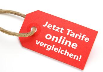 Tarife online vergleichen!