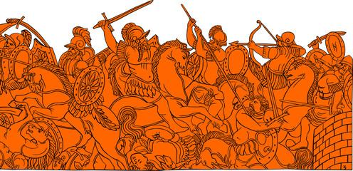 battle history 3